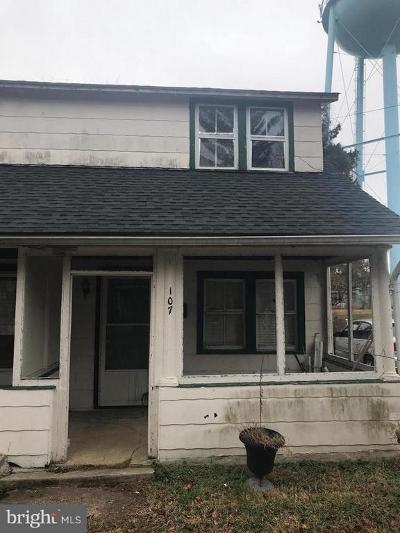 Centreville Multi Family Home For Sale: 107 Powell Street