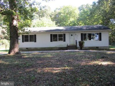 Chester Single Family Home Under Contract: 1513 Little Creek Road