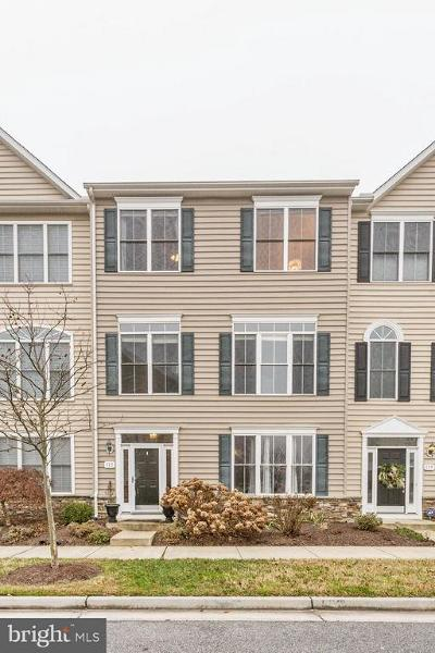 Queen Annes County Townhouse For Sale: 115 Keenan Way #B21