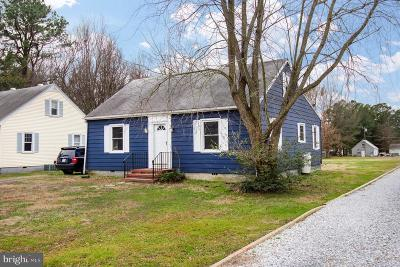 Queen Annes County Single Family Home For Sale: 116 Quinn Road