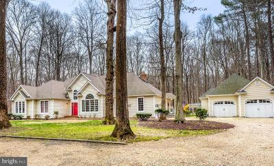 Centreville Single Family Home For Sale: 318 Dulin Clark Road