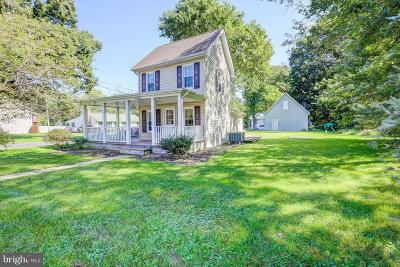 Chester Single Family Home Under Contract: 1401 Cox Neck Road