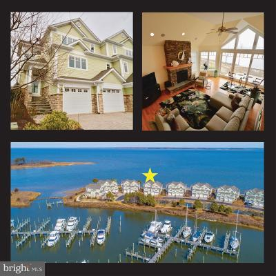 Grasonville Condo For Sale: 522 Narrows Pointe Drive