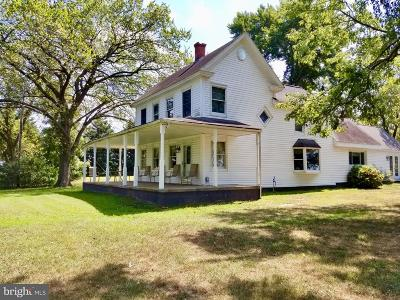 Queen Annes County Farm For Sale: 3408 McGinnes Road