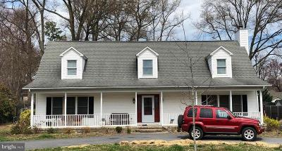 Stevensville Single Family Home For Sale: 306 Stafford Road