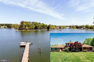 Prospect Bay Single Family Home For Sale: 216 Piney Point Landing