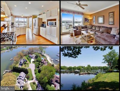 Prospect Bay Single Family Home For Sale: 1 Bateau Landing Landing