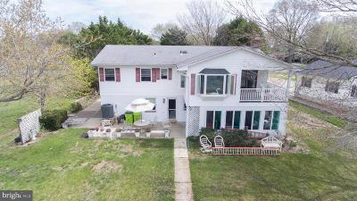 Queen Annes County Single Family Home Under Contract: 1604 Bayside Drive