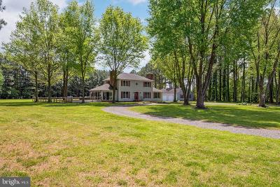 Queenstown Single Family Home For Sale: 2515 Bennett Point Road