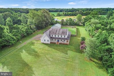 Cecil County, Dorchester County, Kent County, Queen Annes County, Somerset County, Talbot County Single Family Home For Sale: 3408 Church Hill Road