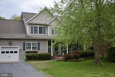 Queen Anne Colony, Queen Annes Colony Single Family Home For Sale: 404 Queens Colony High Road