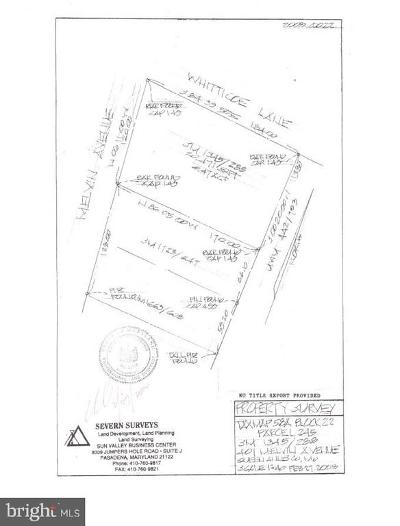 Residential Lots & Land For Sale: 401 Melvin Avenue