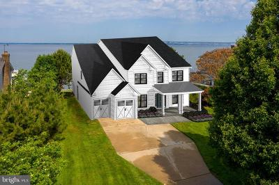 Stevensville Single Family Home For Sale: 910 Bayside Drive