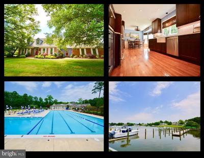 Grasonville  Single Family Home For Sale: 20 Prospect Bay Dr W
