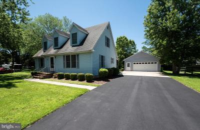 Stevensville Single Family Home For Sale: 9 Dixon Court