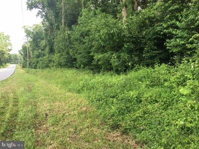 Queen Annes County, QUEEN ANNE COUNTY Residential Lots & Land For Sale: 100 E Goldfinch Lane