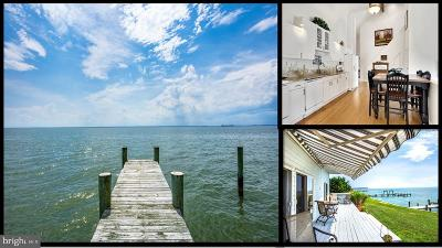 Kent Island Estates Single Family Home For Sale: 704 Bay Drive