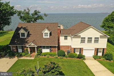 Stevensville Single Family Home For Sale: 406 Bay Drive