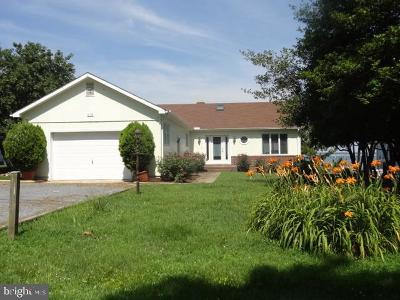 Stevensville Single Family Home For Sale: 618 Bayside Drive