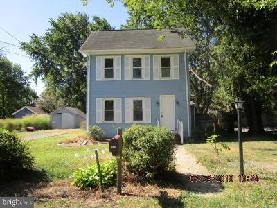 Queen Annes County Single Family Home For Sale: 111 1 St