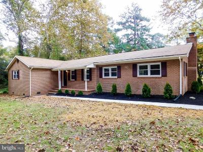 Mechanicsville Single Family Home For Sale: 29836 Skyview Drive