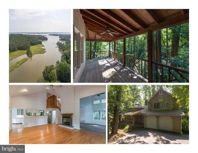 Saint Marys County Single Family Home For Sale: 30160 Lone Wolf Court