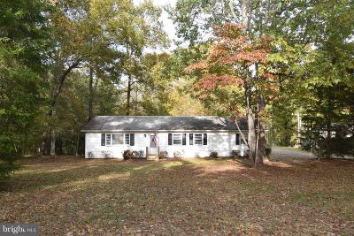 Leonardtown Single Family Home For Sale: 42755 Redgate Farm Lane