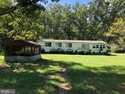 Saint Marys County Single Family Home For Sale: 17589 Piney Point Rd