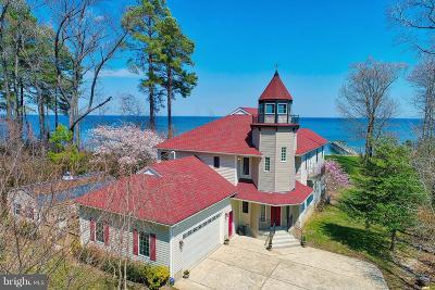 Lexington Park Single Family Home For Sale: 19770 Bay Side Drive