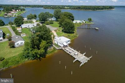 Saint Marys County Commercial For Sale: 38869 Morris Point Road