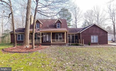 Saint Marys County Single Family Home For Sale: 24994 Secretariate Drive