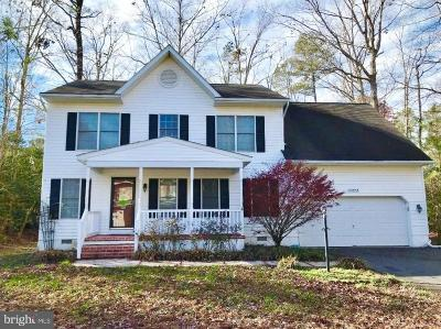 California MD Single Family Home For Sale: $340,000