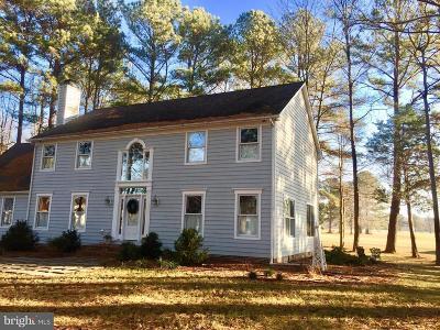 Charles County, Calvert County, Saint Marys County Single Family Home For Sale: 21716 Fairway Drive