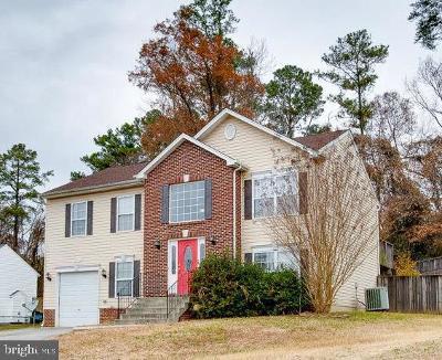Lexington Park Single Family Home For Sale: 20859 Autumn Mill Court