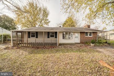Calvert County, Saint Marys County Single Family Home For Sale: 24335 Longview Road