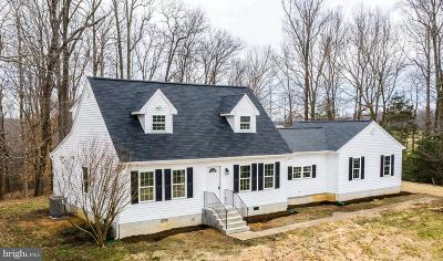 Saint Marys County Single Family Home For Sale: 27480 Woodburn Hill Road