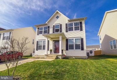 Lexington Park Single Family Home For Sale: 22233 Scott Circle