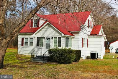 Calvert County, Saint Marys County Single Family Home Active Under Contract: 20990 Colton Point Road