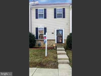 Saint Marys County Townhouse Under Contract: 21765 Winter Bloom Lane #B