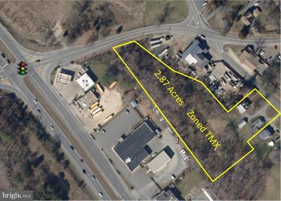 Saint Marys County Commercial For Sale: 24691 Old Three Notch Road