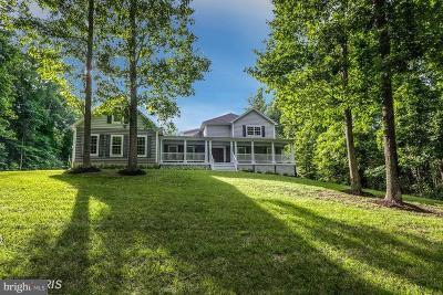 Mechanicsville Single Family Home For Sale: 30276 Suite Landing Road