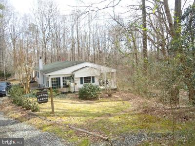 Saint Marys County Single Family Home For Sale: 25862 Holly Point Road