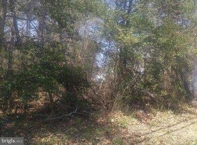 Saint Marys County Residential Lots & Land For Sale: 44816 Saint Andrews Church Road
