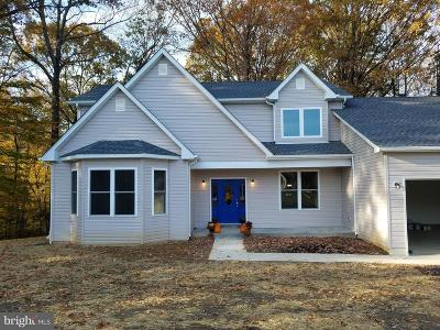 Mechanicsville Single Family Home For Sale: 38959 Foley Mattingly Road