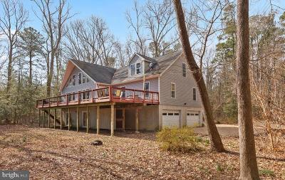 Charles County, Calvert County, Saint Marys County Single Family Home For Sale: 18480 Shipwreck Way