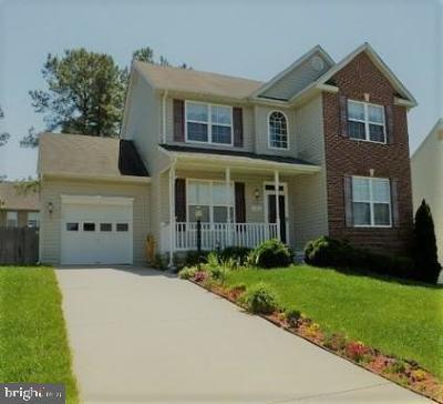 Saint Marys County Single Family Home For Sale: 21546 Searfoss Court