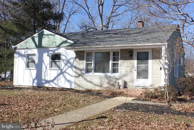 Calvert County, Saint Marys County Rental For Rent: 46484 Franklin Road