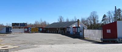 Saint Marys County Commercial For Sale: 27935 Three Notch Road