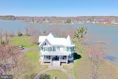 Saint Marys County Single Family Home For Sale: 38300 Palmer Road