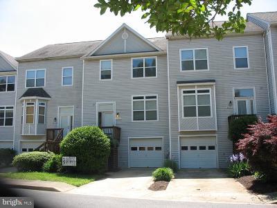 Saint Marys County Townhouse For Sale: 48363 Surfside Drive
